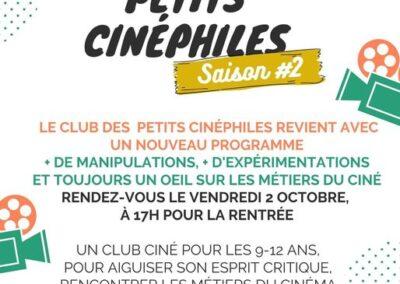 Club des petits cinéphiles