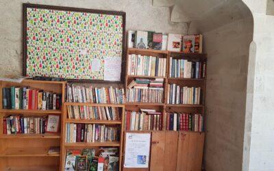 Nouveaux arrivages de livres au Pass'Livres…